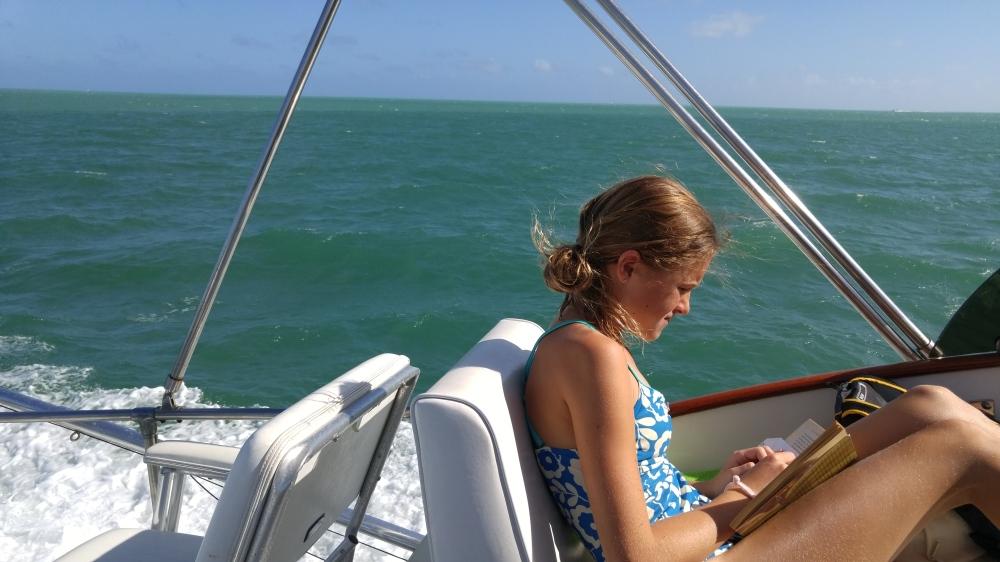 cruise reading