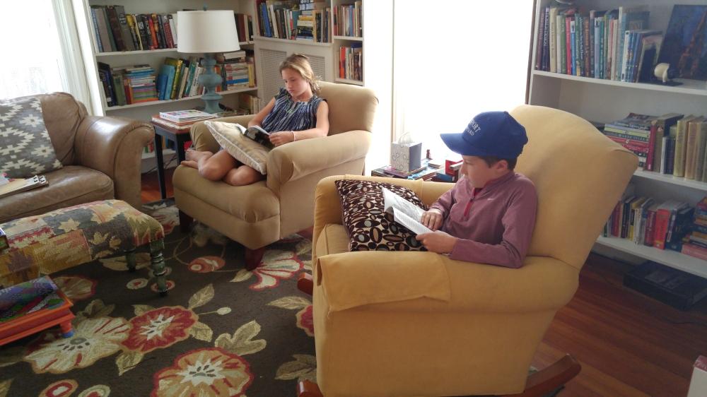 lib reading