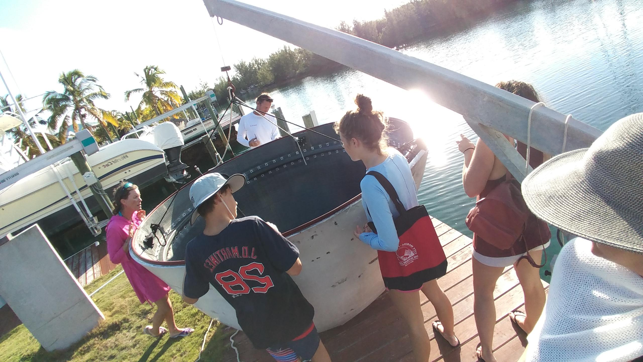 Bahamian Boat Science – T I M B A L E R O